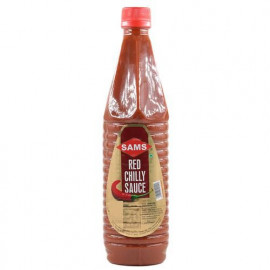 Sams Red Chilly Sauce 700Gm