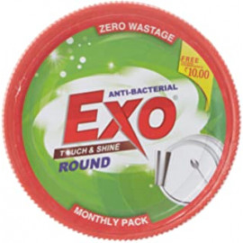 Exo Dish Wash Bar Round 500Gm