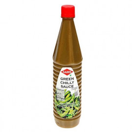 Smas Green Chilly Sauce 700Gm