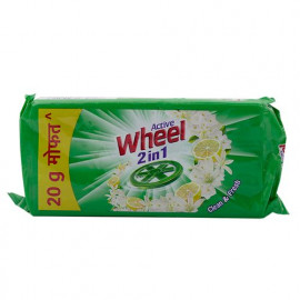 Active Wheel 2 In 1 Bar 260Gm