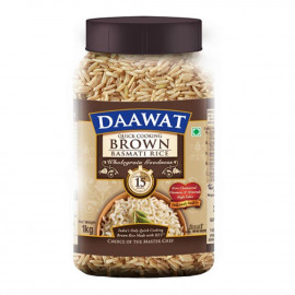 Daawat Brown Basmati Rice1Kg